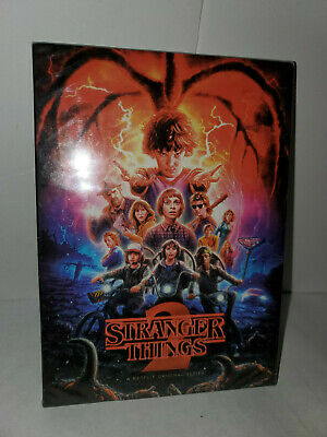 NEW SEALED Stranger Things: Season 2 (DVD)
