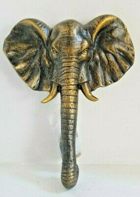 SPI-San Pacific Int'l San Francisco - ELEPHANT DOOR KNOCKER - free shipping!!!!