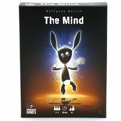 The Mind Board Game Card Game Xmas Gift Party Fun Cards