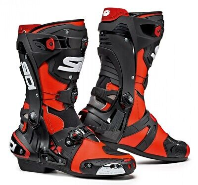 SIDI Rex Red Fluo-Black 44