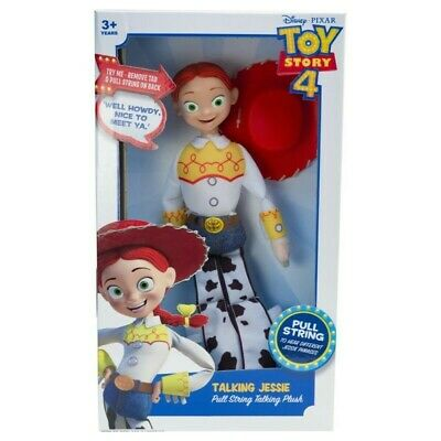 Disney/Pixar Toy Story 4 Talking Plush Jessie Great Gift 78368