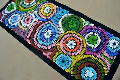 CAROLINE  NUMINA 155 x 65 cm Original Painting - Aussiepaintings Aboriginal Art