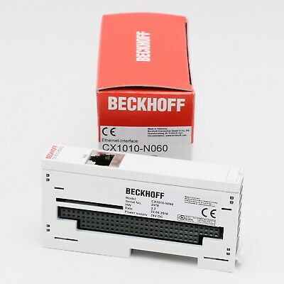 Beckhoff CX1010-N060 Ethernet-Interface