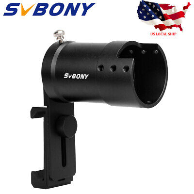 SVBONY Rifle Scope Smartphone Mount System Adapter for Phone Camera Mount US