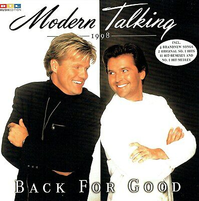 (CD) Modern Talking - Back For Good - You're My Heart, You're My Soul, u.a.
