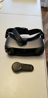 Samsung Gear VR Virtual Reality Headset and controller