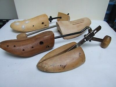 Shoe Stretcher Trees Selection Some Vintage
