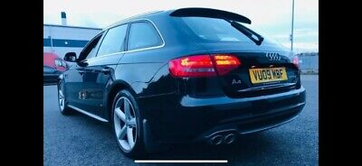 audi a4 avant s line will take px
