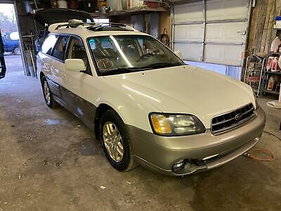 2000 Subaru Legacy Outback Ltd 2000 Subaru Legacy Wagon Outback Ltd 268,000 Miles Wintergreen Metallic Station
