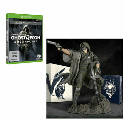 Tom Clancys Ghost Recon Breakpoint Wolves Collectors Edition Xbox One