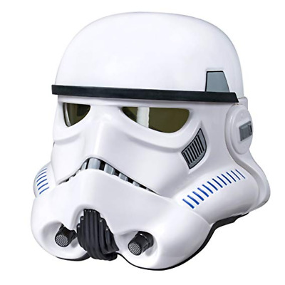 Star Wars The Black Series Imperial Stormtrooper Electronic Voice Change Helmet