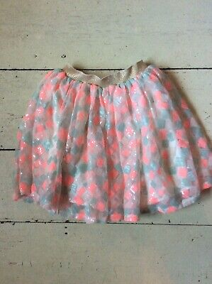 Billie Blush Sequin Skirt Age 10