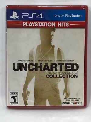 Uncharted: The Nathan Drake Collection PS4 (Sony Playstation 4)