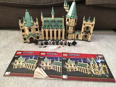 Lego Harry Potter Hogwarts Castle (4842). Complete and with instructions.