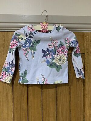Joules Girls Harbour Print Peter Rabbit Beatrix Potter Official Collection