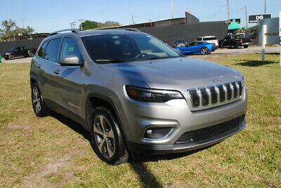 2019 Jeep Cherokee Limited 2019 Limited Used 2.4L I4 16V Automatic FWD SUV Premium