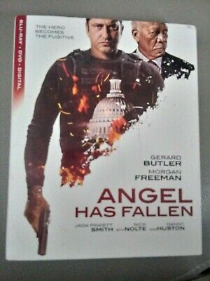Angel Has Fallen Blue-ray with slipcover
