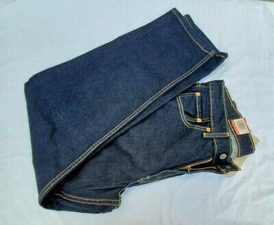 Levis 550 Relaxed Stretch Fit Dark Blue Denim Jeans Mens 32x32 NWT NEW $60