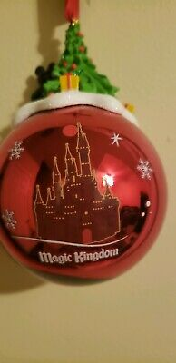 Disney Parks WDW Mickey's Very Merry Christmas Party 2019 Ornament - NEW