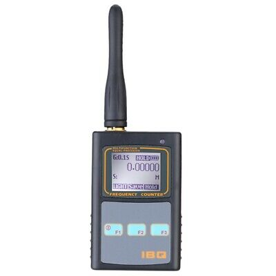 Mini Handhold Frequency Meter Lcd Display Frequency Counter For Two Way Rad H6Y7