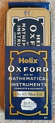 Blau Oxford 170522 Helix Splash Mathematik-Set