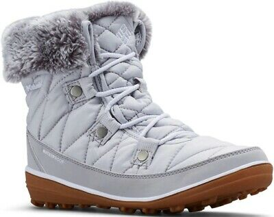 COLUMBIA Heavenly Shorty BL1652063 Waterproof Insulated Warm Shoes Boots Womens