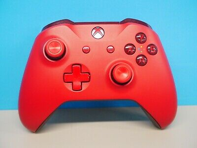 Microsoft Xbox One Wireless Controller - Red (903070)