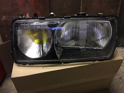FORD SIERRA MK1 RS 500 COSWORTH XR4i - FRONT HEAD LIGHT - OLD STOCK CIBIE FRANC