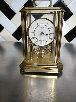 Quartz Anniversary Clock Hermle - Made In Germany