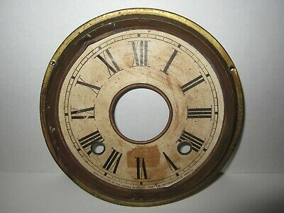 Antique Ansonia Kitchen Clock Dial