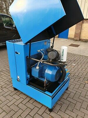 Boge S29-2 22kw 120cfm Rotary Screw Air Compressor