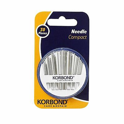 30 Piece NEEDLE COMPACT by Korbond