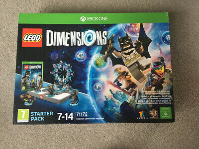 LEGO Dimensions Starter Pack (For Xbox One) 2015