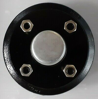 Peak Dynamics 160mm x 35mm Trailer Brake Drum 4 stud x 100mm PCD