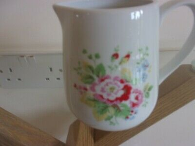 Cath Kidston Antique Rose Cream Jug New