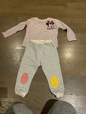 Zara Girls Outfit Trousers/top  2-3 Years