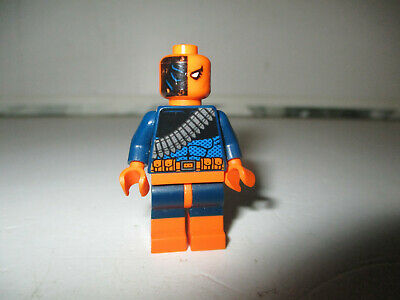 Genuine Lego Marvel Super Heroes DEATH STROKE Minifigure