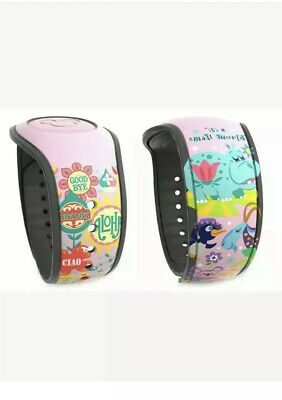 New Disney World Parks It's A Small World Magic Band MagicBand 2 Limited Release