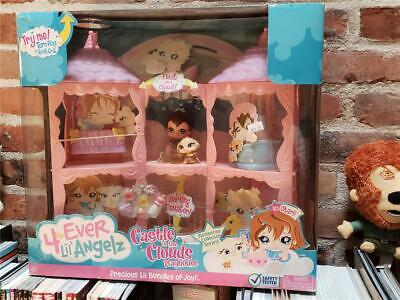 L.O.L. Surprise Bratz 4-Ever Lil' Angelz Castle in the Clouds MGA 811 Charli LOL