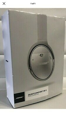 Bose Quietcomfort 35 Series Ii, Noise Cancelling Headphone Silver Free Shipping