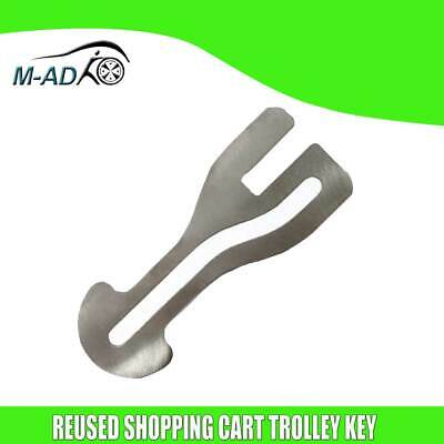 1PC Aussie Shopping Trolley Key Coin Sloy Woolworths