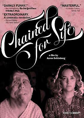 Chained For Life DVD NEW FREE SHIPPING 2020 preorder