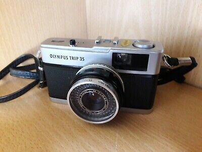 Olympus Trip 35 Camera - Tested and Fully Working