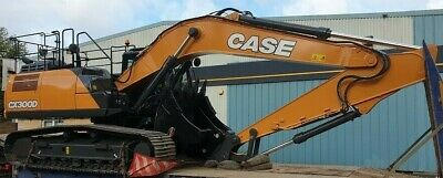 Case Cx300 D  Cab Care Handrails / Free Uk Delivery Included