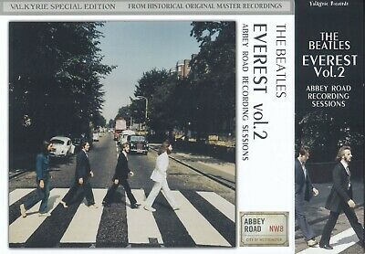 The Beatles / ABBEY ROAD recording sessions Vol 2 / 6CD With Slipcase! New!