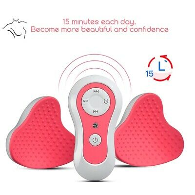 Electric Breast Enhancer Nipple Massager Breast Enlarger Booster Pad A - D