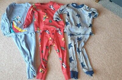 Boys Next Pyjamas 18-24 Months Space theme snuggle fit