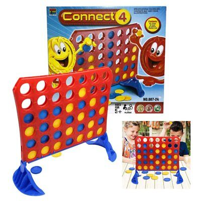 Connect 4 Classic Grid Board Games by HASBRO New