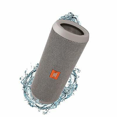 JBL Flip3 Splashproof Portable Bluetooth Wireless Speaker - Gray