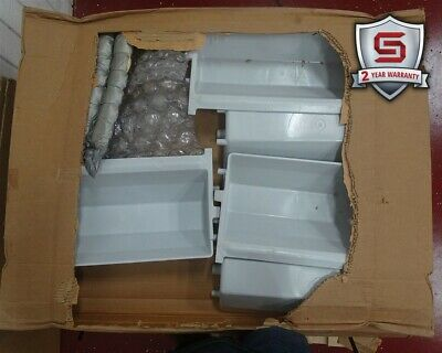 *Box of Six* Smalley Manufacturing 05-0120 IFM-18 Conveyor Containers